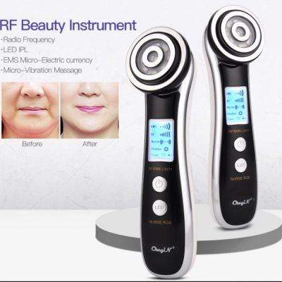 LED Photon Rejuvenation Massage Machine