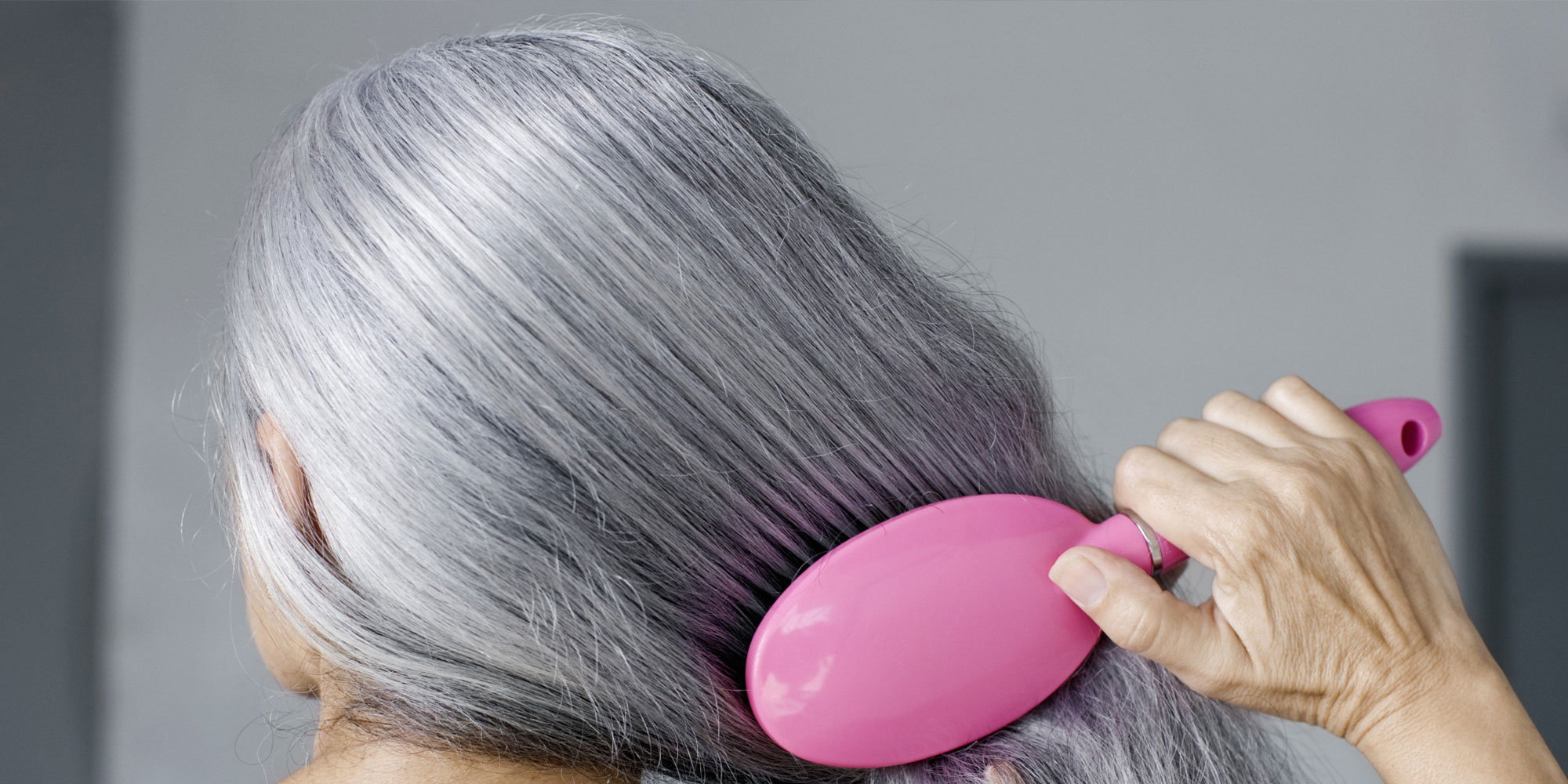 Get Rid of Gray Hair Naturally With Potato Water!