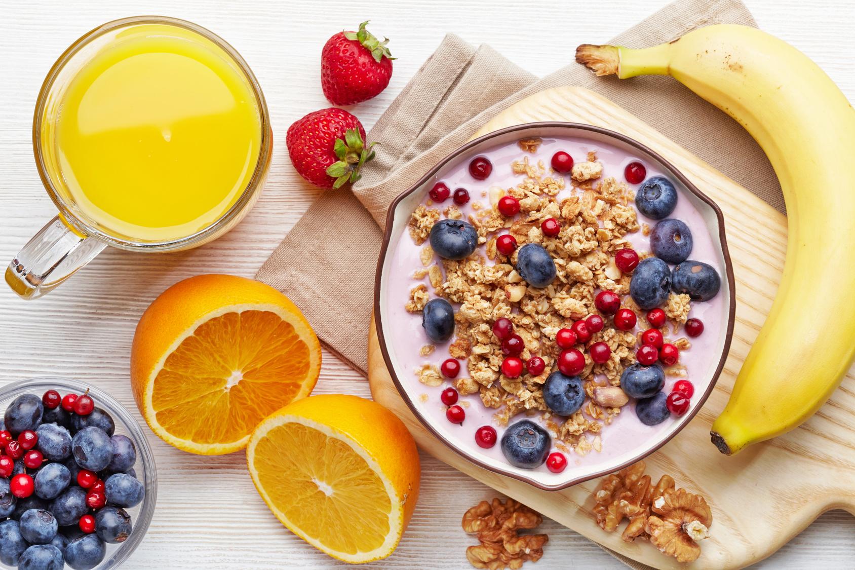 The Healthiest Breakfast